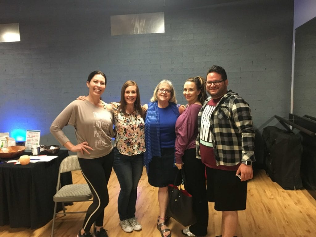 First Tailored Bites Nutrition Class Follow Up!