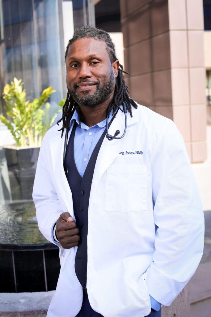 Dr. Greg Jones, NMD